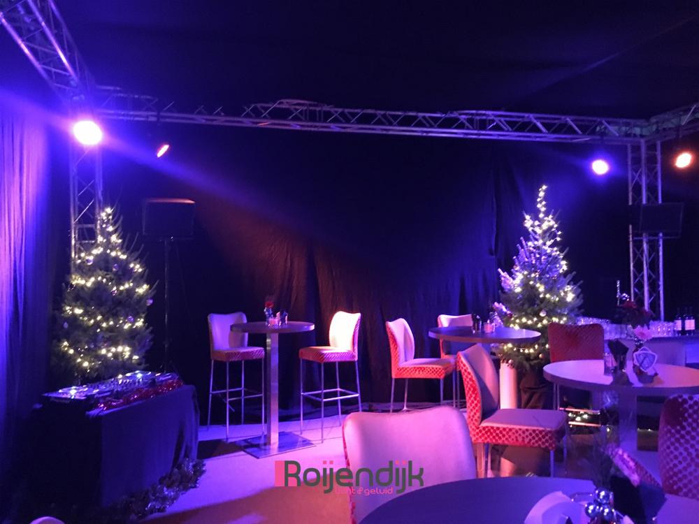 Theater Markant Uden, Kerst, Sfeer, Sfeer Verlichting, Dj, Evenement