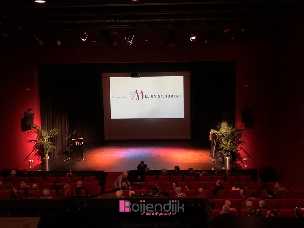 Gemeente Mill en Sint Hubert | Nieuwjaarsontmoeting | Myllesweerd | Roijendijk Licht En Geluid | RLG | R-LG