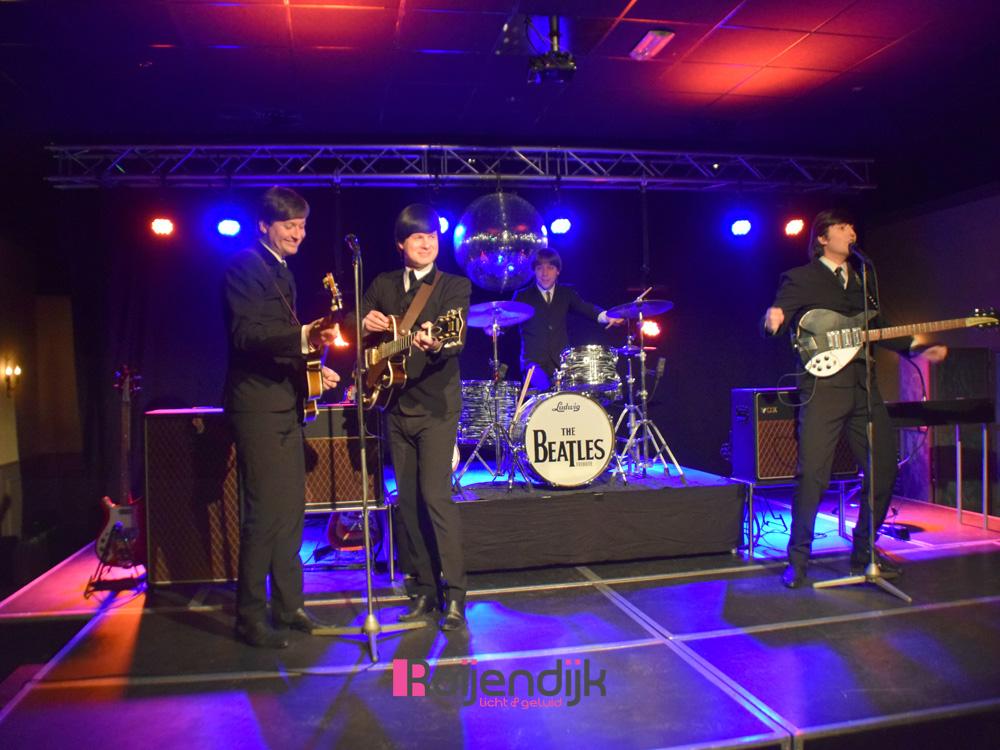 The Beatles Revival in het Lagerhuis Mill  | Roijendijk Licht En Geluid | RLG | R-LG