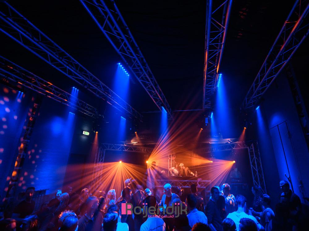 Stiek Birthday Bash | De Wissel Mill  | Roijendijk Licht En Geluid | RLG | R-LG
